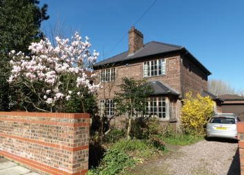 Thumbnail 4 bed detached house for sale in Ashburton Road, Prenton