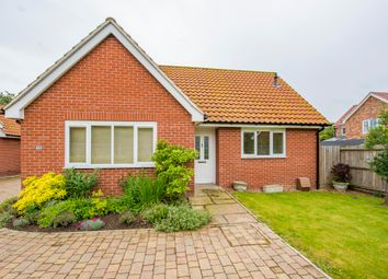 Thumbnail 2 bed detached bungalow for sale in Hadleigh, Ipswich, Suffolk