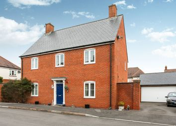 Thumbnail 4 bed detached house for sale in Conyger Road, Amesbury, Salisbury