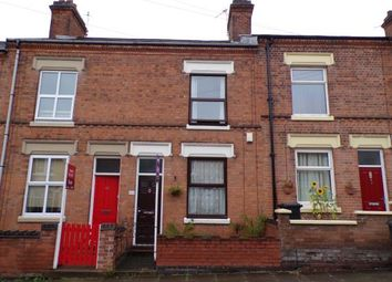 Thumbnail 2 bed terraced house for sale in Ivanhoe Street, Newfoundpool, Leicester, Leicestershire