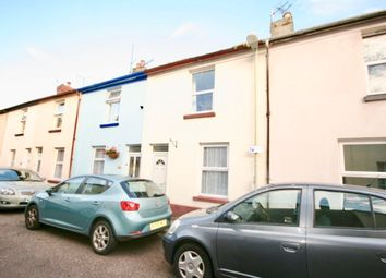 Thumbnail 3 bed terraced house to rent in Gladstone Place, Newton Abbot