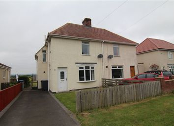Thumbnail 3 bed semi-detached house for sale in Grand View, Sherburn Village, Durham