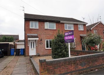 Thumbnail 3 bedroom semi-detached house for sale in Crayford Road, Alvaston