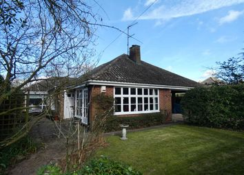 Thumbnail 5 bedroom detached bungalow for sale in Nicholson Road, Healing, Near Grimsby