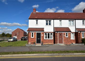 Thumbnail 3 bed end terrace house for sale in Halcrow Avenue, Dartford
