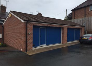 Thumbnail Retail premises to let in Garage On Marsh Lane, Nantwich, Cheshire