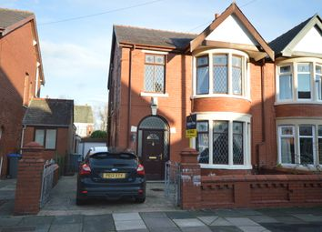 Thumbnail 3 bed semi-detached house for sale in Kempton Avenue, Blackpool
