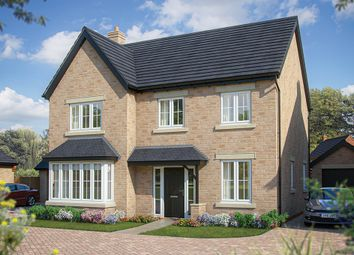 "Thumbnail 4 bed property for sale in ""The Maple"" at Turnberry Lane, Collingtree, Northampton"