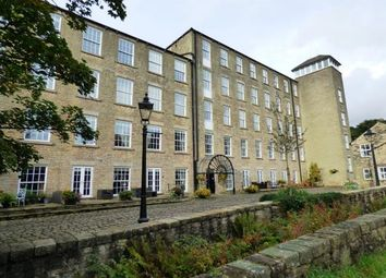 Thumbnail 2 bed flat for sale in Clough Mill, Slack Lane, Little Hayfield, High Peak
