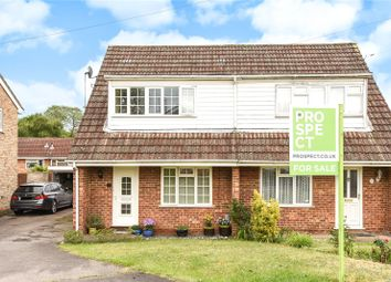 Thumbnail 3 bedroom semi-detached house for sale in Byways, Yateley, Hampshire