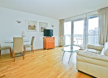 Thumbnail 1 bedroom flat to rent in New Providence Wharf, 1 Fairmont Avenue, London