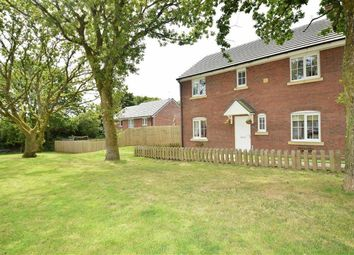 Thumbnail 4 bed detached house for sale in The Precinct, Main Road, Church Village, Pontypridd