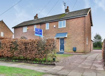Thumbnail 2 bed semi-detached house for sale in Earlsway, Macclesfield, Cheshire