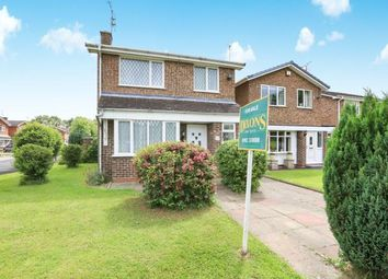Thumbnail 3 bedroom detached house for sale in Halesworth Road, Pendeford, Wolverhampton, West Midlands