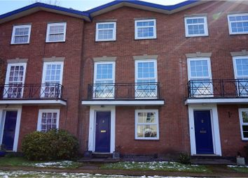 Thumbnail 3 bed terraced house for sale in Dudley Court, Bramcote