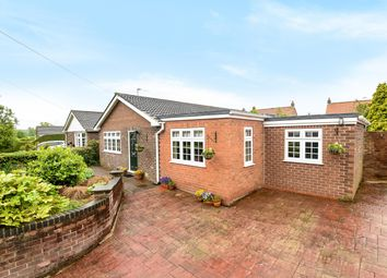Thumbnail 3 bedroom bungalow for sale in Pocklington Road, Bishop Wilton, York