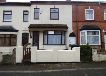 Thumbnail 4 bedroom terraced house for sale in Watt Road, Birmingham, West Midlands