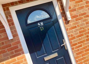 Thumbnail 1 bed flat for sale in Fox Lane, Bromsgrove, Worcestershire