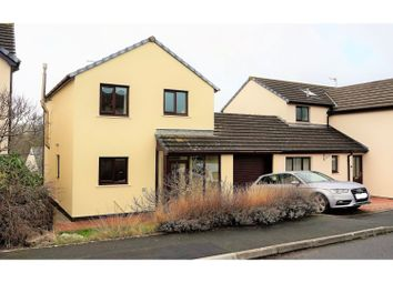 Thumbnail 3 bed link-detached house for sale in St. Florence, Tenby