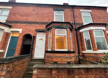 Thumbnail 3 bed property to rent in Ogle Street, Hucknall, Nottingham