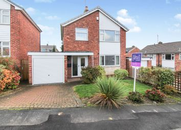 3 bed detached house for sale in Bursden Close, Chesterfield S41