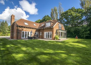 Thumbnail 5 bed detached house for sale in Woodcote, Reading