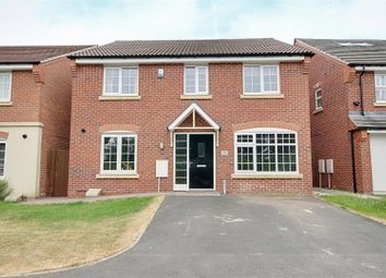 Thumbnail 4 bed detached house for sale in Bradstone Drive, Mapperley, Nottingham
