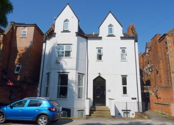 Thumbnail 2 bed flat to rent in Park Road West, Prenton