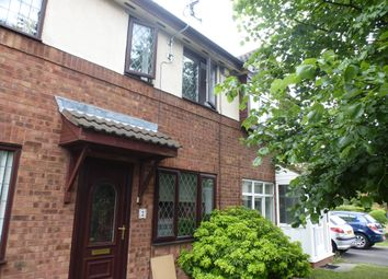Thumbnail 2 bedroom terraced house for sale in Barford Close, Wednesbury