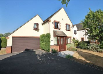 Thumbnail 4 bed detached house for sale in Vicarage Road, Egham, Surrey