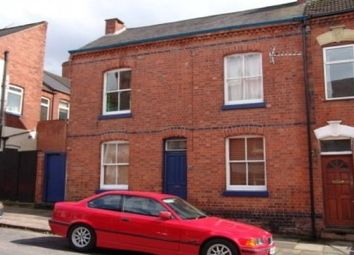 Thumbnail 2 bed terraced house to rent in Fleetwood Road, Leicester