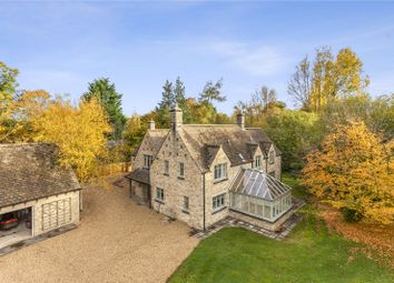 Thumbnail 5 bed detached house for sale in Somerford Keynes, Cirencester