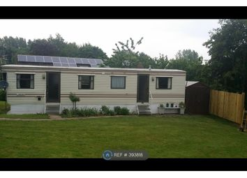 Thumbnail 1 bed mobile/park home to rent in Wolvershill, Banwell