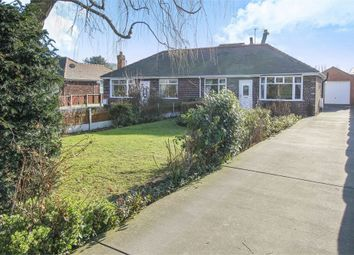 Thumbnail 2 bed semi-detached bungalow for sale in Snaith Road, Pollington, Goole, East Riding Of Yorkshire