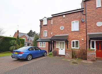Thumbnail 4 bedroom town house for sale in Birley Park, West Didsbury, Manchester