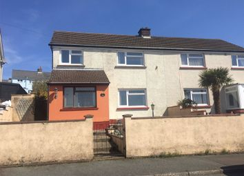 Thumbnail 3 bed semi-detached house for sale in Trinity Place, Neyland, Milford Haven