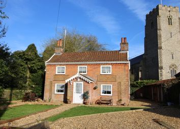 Thumbnail 3 bed detached house for sale in Church Street, Worlingworth, Woodbridge