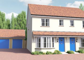 Thumbnail 3 bedroom semi-detached house for sale in 1 Walnut Tree Way, Off High Street, Meppershall