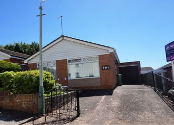 Thumbnail 2 bed detached bungalow for sale in St. Loyes Terrace, Exeter