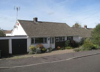 Thumbnail 4 bedroom detached bungalow for sale in Woodborough Drive, Winscombe