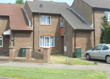 Thumbnail 3 bed terraced house to rent in Stevenage Road, Bewbush, Crawley