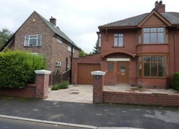 Thumbnail 3 bed semi-detached house to rent in Highgate Avenue, Preston