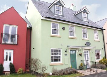 Thumbnail 3 bed detached house to rent in Greenhill Road, Plymstock, Plymouth