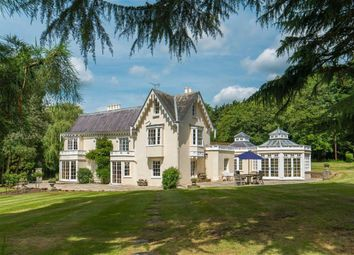 Thumbnail 7 bed country house for sale in Halstead Hill, Goffs Oak, Hertfordshire