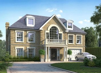 Thumbnail 5 bedroom detached house for sale in Camp Road, Gerrards Cross, Buckinghamshire.