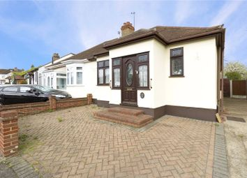 Thumbnail 2 bedroom semi-detached bungalow for sale in Great Gardens Road, Hornchurch