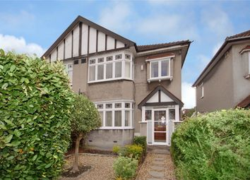 Thumbnail 3 bed semi-detached house for sale in Vassall Road, Bristol