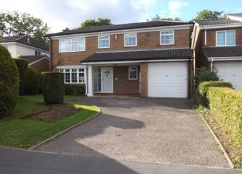 Thumbnail 6 bed detached house to rent in Trustin Crescent, Solihull