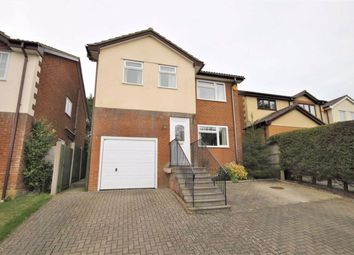 Thumbnail 4 bedroom detached house for sale in Halstock Close, Weymouth, Dorset