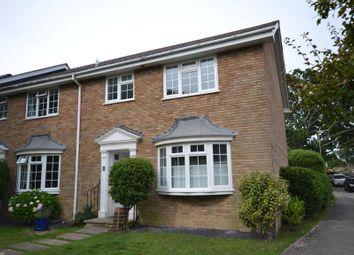Thumbnail 3 bed end terrace house to rent in Pennington, Lymington, Hampshire